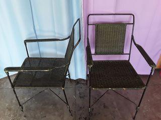 sillas para exterior