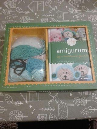 pack amigurumi iniciacion