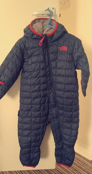 North face one piece
