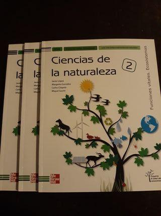NUEVO CIENCIAS DE LA NATURALEZA 2 ESO