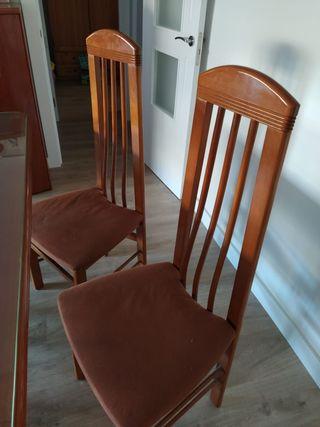 lote de muebles..