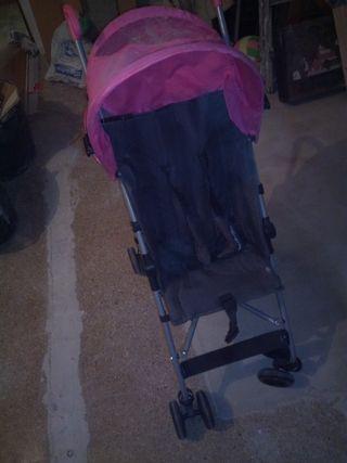 silla de paseo nueva