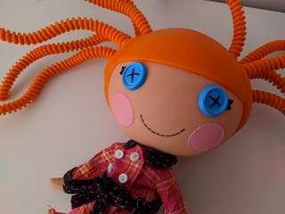 Lalaloopsy Bea Spells a lot Silly hair
