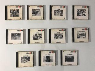 Coleccion años 60 ANTIGÜEDAD LIQUIDACIÓN PERFIL