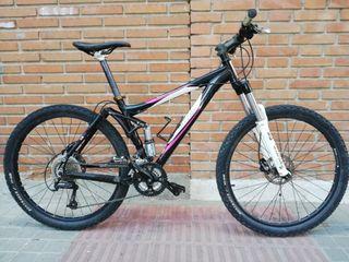 """Bicicleta TREK FUEL EX5 , 26"""", Talla: M"""