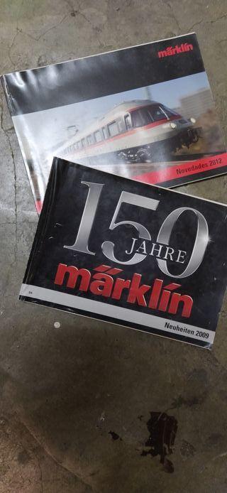 Lote 1 Revistas Marklin