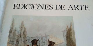 EDICIONES DE ARTE grabados