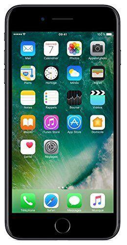 iPhone 7 Plus negro mate 128 Gb. Original