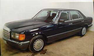 Mercedes-Benz SE 1989