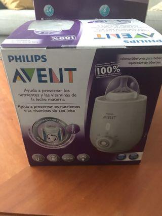Calentador de biberones Philips Avent