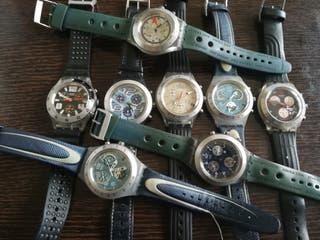 lote relojes swatch