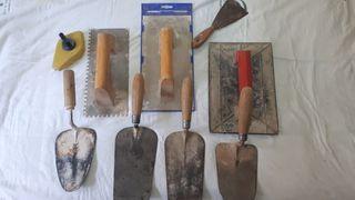 herramienta albañilería