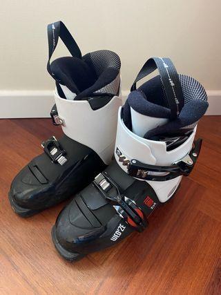 Botas esquí niño