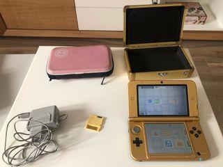 Nintendo 3Ds XL edicion especial