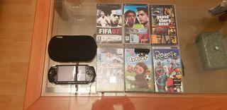 Consola PSP 3000