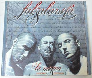 Falsalarma - La Misiva (Edición especial) - CD