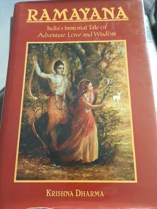 libro ramayana