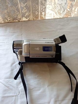 cámara video vintage JVC