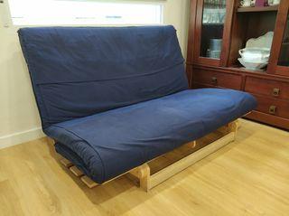 Sofá cama futón GRANKULLA ikea