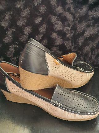 Zapatos nuevos sra