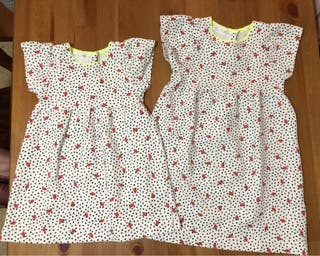 Vestidos de Zara baby