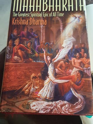 mahabharata libro nuevo