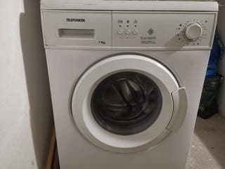 lavadora TELEFUNKEN
