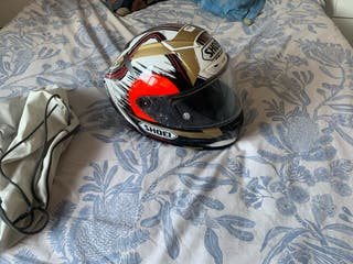 Casco shoei spirit 3 motegi Márquez talla M