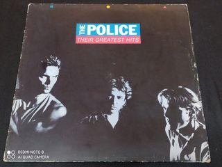 lp vinilo the police