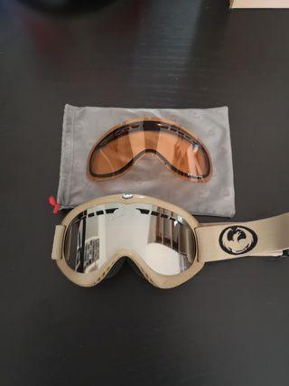 Máscara Esquí Snow