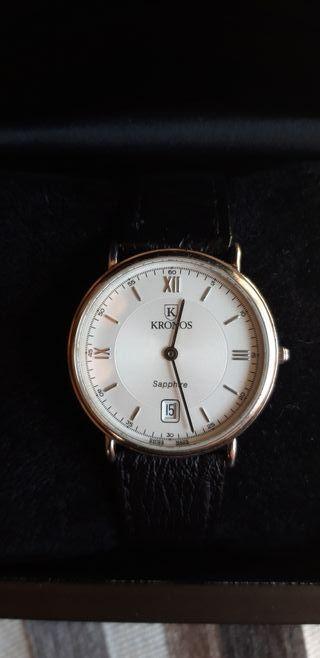 Reloj Kronos original suizo unisex