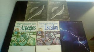 Libros para GUITARRA