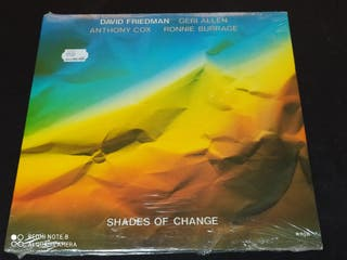 lp vinilo David friedman (jazz)