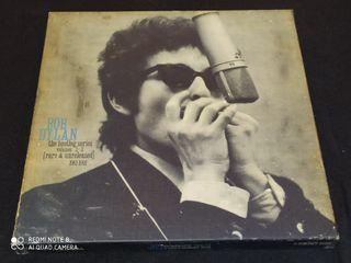 Bob Dylan box 3 CDs+libro