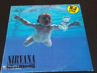 lp vinilo nirvana
