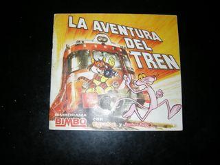 Album La Aventura del Tren