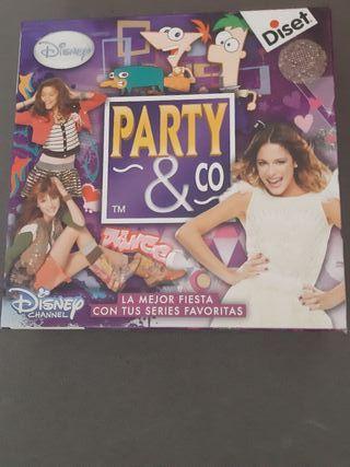 Juego Party&Co Disney