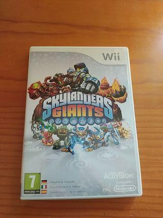 Dos Videojuegos Skylanders Giants y Swap Force