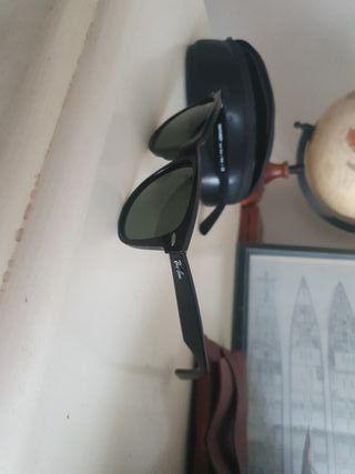 Rayban Wayfarer Unisex 54mm Sunglasses