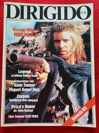 Revista Dirigido por n° 129. Mad Max 3