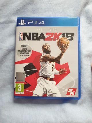 FIFA 17 Y NBA2K18