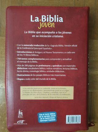 Biblia joven SIMIL piel