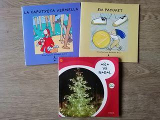 Libros infantiles en catalán