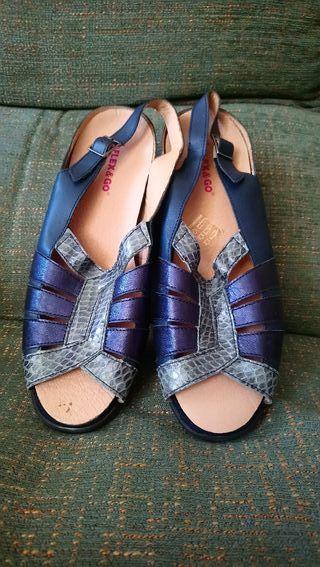 Zapato señora.