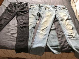 Pantalones vaqueros de PULL&BEAR