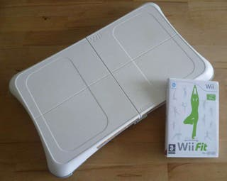 wii balanced board y wii fit
