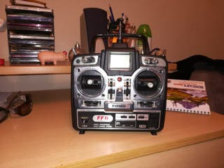 Emisora Radio control Futaba FF6