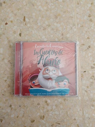 CD Cuentos del abuelo Ed. Infantil y primaria