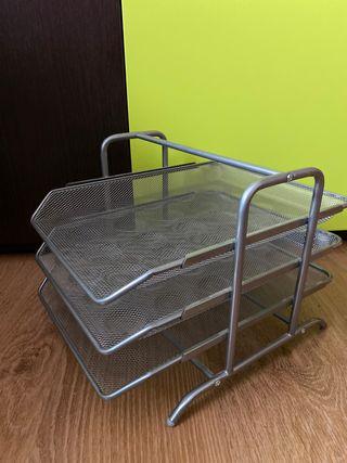 Bandejas escritorio Ikea