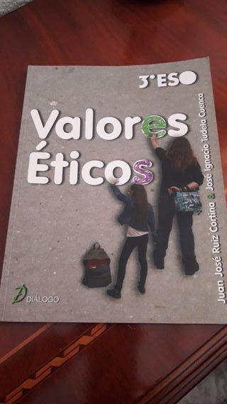Libro valores éticos